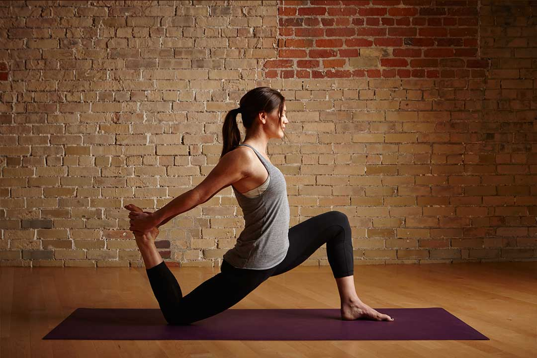 30 Yoga Poses to Start Your Work Day