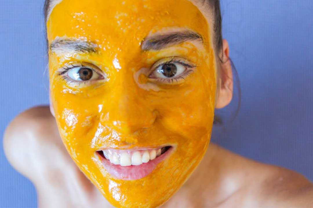 Turmeric Face Mask For Glowing, Radiant Skin